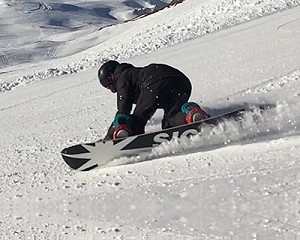 PRIVATE SNOWBOARD LESSONS VAL D'ISERE